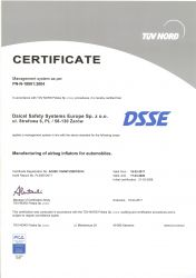 Daicel Safety Systems PCA-BHP17