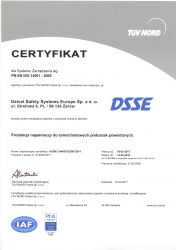 Daicel Safety Systems PCA-UMS17